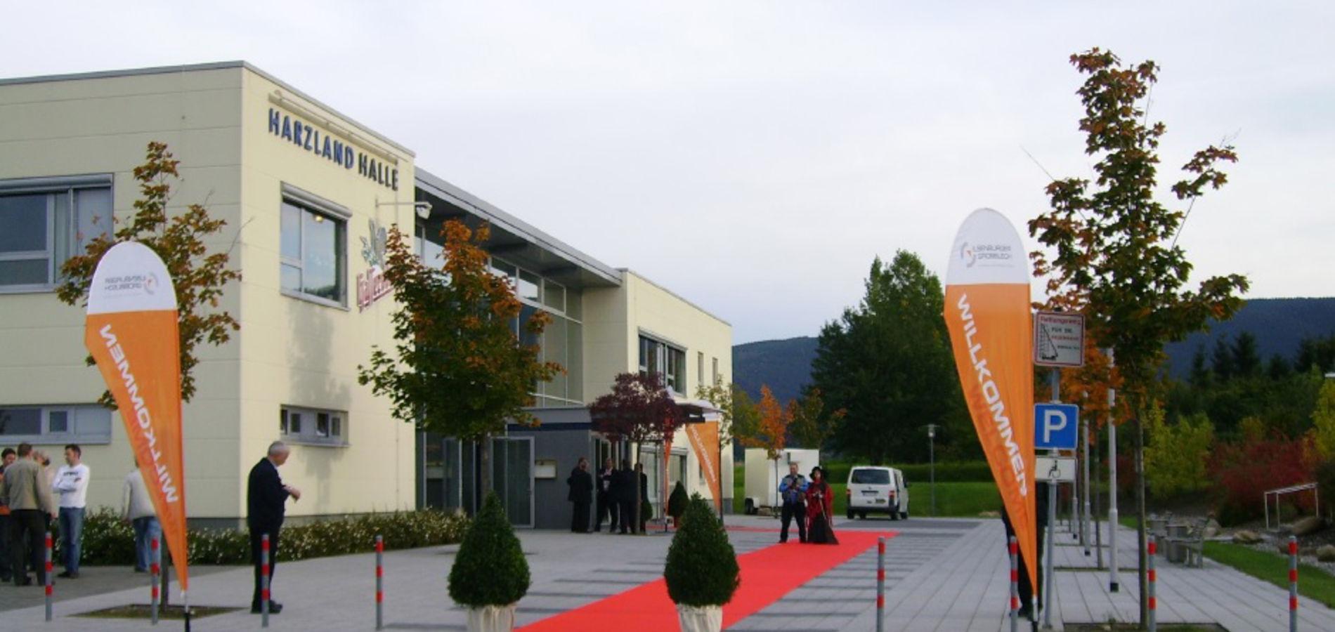 Veranstaltungen Harzlandhalle Ilsenburg